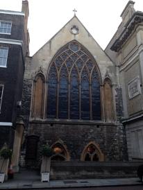 St Etheldreda's